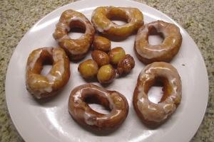 donuts & donut holes